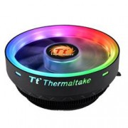 THERMALTAKE THERMALTAK CPU COOLER UX100 1800rpm ARGB FAN 5V MB SYNC
