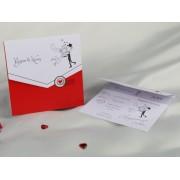 invitatii nunta cod 50672