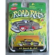 Road Rats 1:64 53 Chevy Bel Air BLACK