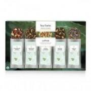 Cutie cu 15 infuzii de ceai Tea Forte colectia Lotus