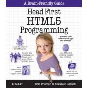 Head First HTML5 Programming: Building Web Apps with JavaScript, Paperback