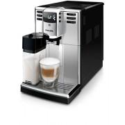 Автоматична еспресо машина, Philips 5000 Series, 5 напитки, Вградена кана за мляко, AquaClean (EP5363/10)