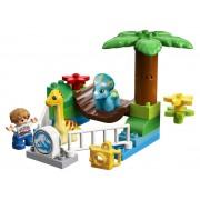 GRADINA ZOO A URIASILOR BLANZI - LEGO® (L10879)