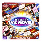 Spin Master Games - Best of Movies & TV Board Game