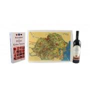 Set Cadou Romanian Hystory Collection hartie manuala