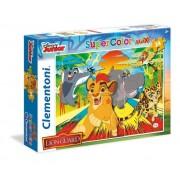 clementoni Puzzle Disney Lion Guard 24 Pezzi
