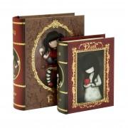 Ruby Chronicles Könyvdoboz Szett - 411GJ08