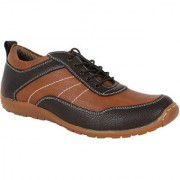 Yellow Tree Good Quality Casual Shoes Designer Brown Shoes For Mens Boys ( 42167 )
