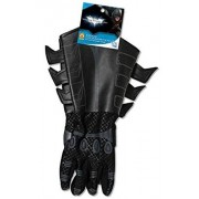 Rubie's Batman: The Dark Knight Rises: Batman Gloves with Gauntlets, Child Size (Black)