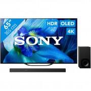 Sony KD-65AG8 + Soundbar