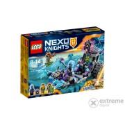 LEGO® NEXO KNIGHTS™ Masina Lock & Roller a Ruinei 70349
