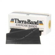 Patterson Bandes d'exercices Thera-Band® - Noir - 5,5 m