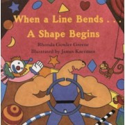 When a Line Bends... A Shape Begins