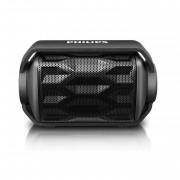 Philips Bluetooth Speaker Portable BT2200B - безжичен водоустойчив Bluetooth спийкър с микрофон за мобилни устройства
