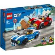 LEGO City Arest pe autostrada 60242