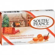 South of France Bar Soap - Simmering Orange Cloves - Limited Edition Holiday - 3.5 oz - Case of 6
