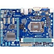 KIT Placa de baza GIGABYTE GA-H61M-S2, Socket 1155, 2 x DDR3, 4 x SATA2, VGA, I3-I5-I7, Gen1-2-3-CPU G620 2.6GHZ