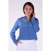 Equipment blouse Essential blauw