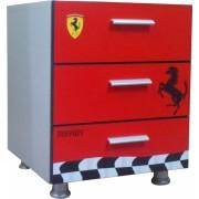 Comoda copii Ferrari