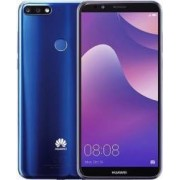Telefon mobil Huawei Y7 Prime 2018 32GB Dual Sim 4G Blue