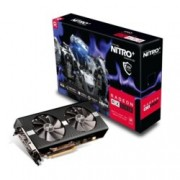 Видео карта AMD Radeon RX590, 8GB, Sapphire NITRO+ OC, GDDR5, 256 bit, DisplayPort, HDMI, DVI-D