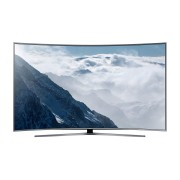 "Samsung 88KS9802 4К CURVED SUHD TV, 88"" SMART, 2700 PQI, QuadCore, DVB-TCS2X2(T2 Ready)//TCS2X2, Wireless, Network, PIP, 4xHDMI, 3xUSB, Dark Titan"