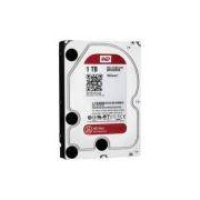Hd Interno Para Nas Western Digital Red 1 Tb, 5400rpm - Wd10efrx