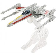Hot Wheels Star Wars Starship X Wing Fighter, Multi Color