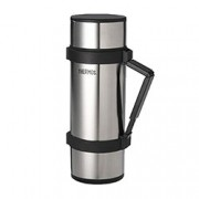 Thermos 1.8L S/Steel Vacuum Insulated Deluxe Flask