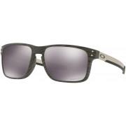 Oakley Holbrook Mix Cykelglasögon woodgrain/prizm black 2019 Solglasögon
