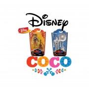 Set Hector Y Ernesto De La Cruz Coco Disney Pelicula Coleccionables Articulados