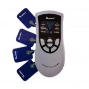Aparat electrostimulare Blueidea BLD-008, LCD, 4 electrozi