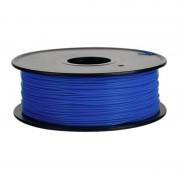 Filament Flexibil TPU pentru Imprimanta 3D 1.75 mm 1 kg - Albastru