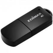 Edimax EW-7811UTC Безжичен мрежов нано адаптер, Dual Band, USB - EDIM-EW-7811UTC
