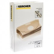 Kärcher Dammsugarpåsar, papper, 5st. 6-904-322 Replace: N/A