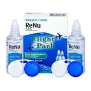Bausch and Lomb ReNu Multiplus flight pack 2 x 60 ml
