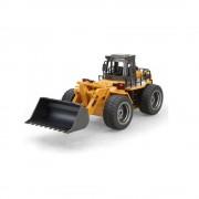 Kotró bulldózer H-TOYS 1520 6 csatornás 1:18 méretű