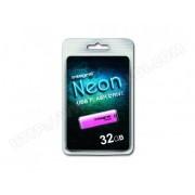 INTEGRAL Clé USB INTEGRAL NEON ROSE 32 GB