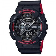 G-Shock Analog-Digital Black Dial Mens Watch-Ga-110Hr-1Adr (G700)