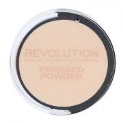 Makeup Revolution London Pressed Powder cipria compatta 7,5 g tonalità Translucent