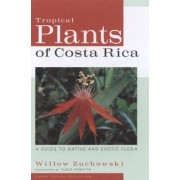 Tropical Plants of Costa Rica: A Guide to Native and Exotic Flora, Paperback