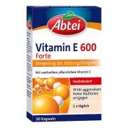 Omega Pharma Deutschland GmbH ABTEI Vitamin E 600 N Kapseln 30 St