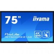 iiyama ProLite TE7503MIS-B1AG, 189.2cm (74.5''), infrared, 4K, black