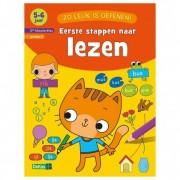 Deltas Boek Zo Leuk Is Oefenen Lezen (5-6 Jaar)