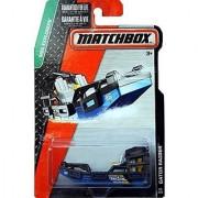 Matchbox 2015 MBX Explorers Gator Raider Air Boat [Blue] 80/120