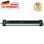 Brennenstuhl Premium-Alu-Line 10-es elosztósor 3m 1391000010