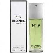 Chanel N°19 Eau de Toilette para mulheres 100 ml