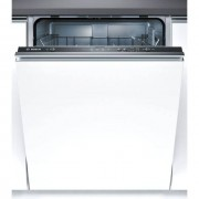 Bosch Serie 2 SMV40C00GB Fully Integrated Standard Dishwasher - Black Control Panel with Fixed Door Fixing Kit - A+ Rated