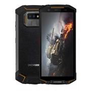 "dwk Doogee S70 Juego Resistente Teléfono móvil IP68 Impermeable 5500mAh 6GB + 64GB 5.99""18: 9 Octa Core Android 8.1 Carga inalámbrica Teléfono Inteligente(Orange)"