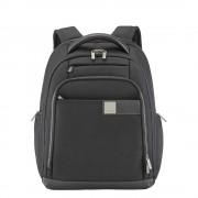 "Titan Power Pack 15"" Laptop Backpack expandable black backpack"